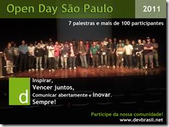 DevBrasil OpenDay 2011 (São Paulo)