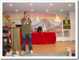 Ramon Durães palestrando no palestrando no DevBrasil OpenDay 2011 (Natal)