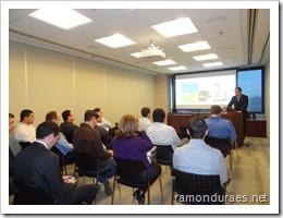 Ramon Durães palestrando evento Sucesu-SP / Microsoft