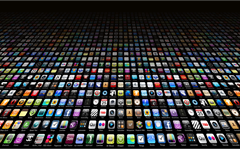 A internet dos aplicativos