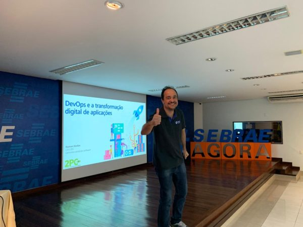 "Palestra no ""Global Azure Bootcamp 2019 (Goiânia)"""