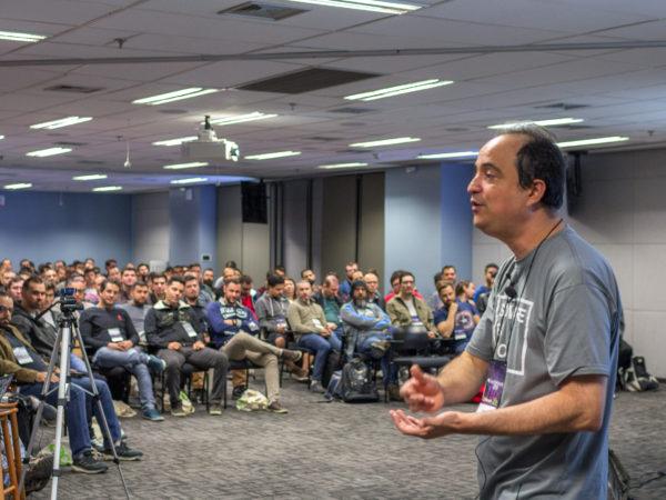 Palestra no Visual Studio Summit 2019