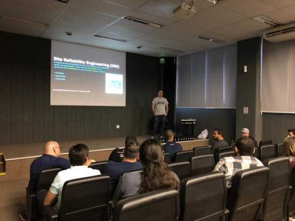 "Palestra no ""Global DevOps Bootcamp 2019"""