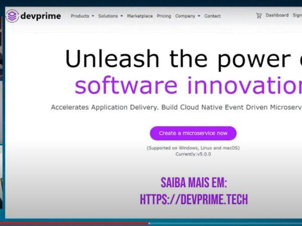 Microservices + Azure + DevPrime