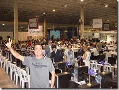 Ramon Duaes - Campus Party Brasil 2009