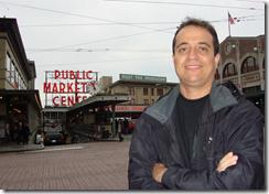 Ramon Durães no Pike em Seattle 2009