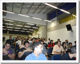 Palestra TFS/ALM na Univale em Governador Valadares