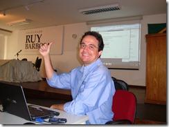 Ramon Durães palestrando no Mutex Tech Day 2010 em Salvador sobre Visual Studio 2010