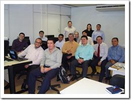 Treinamento TFS/ALM/SCRUM no TCE em Belém