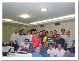 Team SCRUM Fundamentals 2010 (Goiânia)