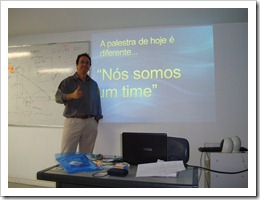 Ramon Durães, SCRUM Fundamentals 2010 (Rio de Janeiro)