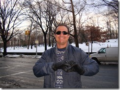 Ramon Durães em New York