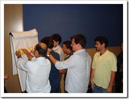 Time de desenvolvimento da Rede Bahia no Treinamento de Scrum
