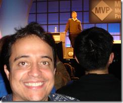 Ramon Durães palestra Bill Gates no MVP Summit 2007