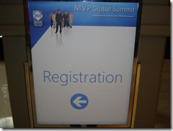 MVP Global Summit - Registration