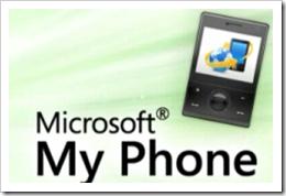Microsoft Myphone Windows Mobile