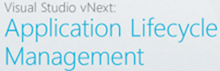 Visual Studio Application Lifecycle Management (vNext)