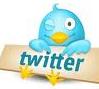 Você pode twittar para min?
