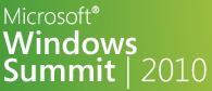Participe do Windows Summit 2010